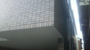 外壁タイル補修1