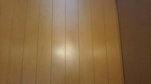 厚木フローリング補修②